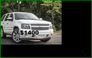 Price$1400 2008 TAHOE LTZ for Sale in Raleigh, NC