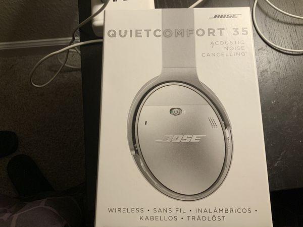 Bose QC 35 first gen