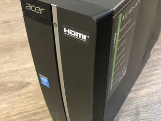Acer Desktop PC Computer ,, Fully Loaded ,, Keynote : Laptop Mac Apple Macbook Hp Dell Lenovo Computer for Sale in Placentia,  CA