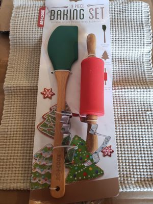 Ar +Cook 3 piece baking set for Sale in South Gate, CA