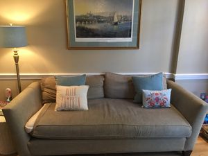Crate and Barrel day bed for Sale in Alexandria, VA