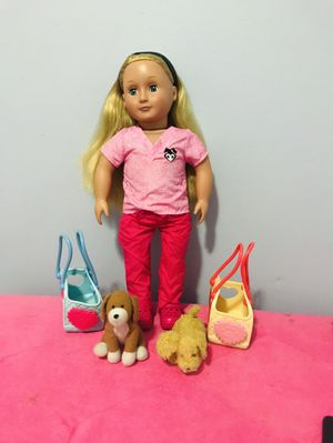 OG (18 inches) doll with accessories for Sale in Woodbridge, VA