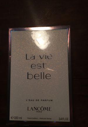 LA VIE EST BELLE!!! LANCÔME. for Sale in Los Angeles, CA