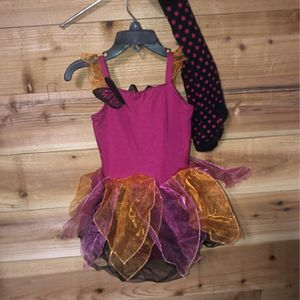 Girls Butterfly Costume Size 2T-3T for Sale in Visalia, CA