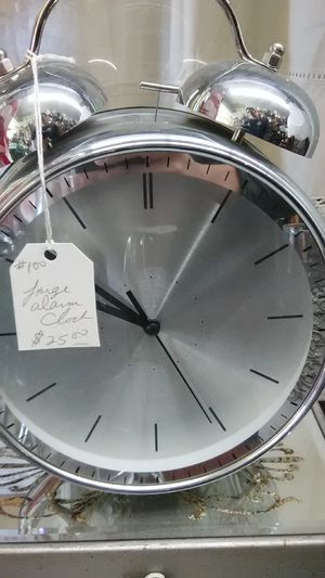 Large alarm clock for Sale in Riverside, CA
