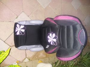 Car Seat Booster Chair for Sale in Fort Lauderdale, FL