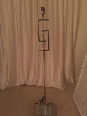 Crystal floor lamp for Sale in McLean, VA