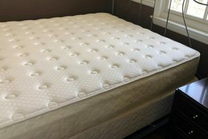 Serta Firm Queen Mattress & Boxspring for Sale in Shelton, CT