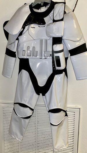 Storm trooper kids costume for Sale in Orlando, FL