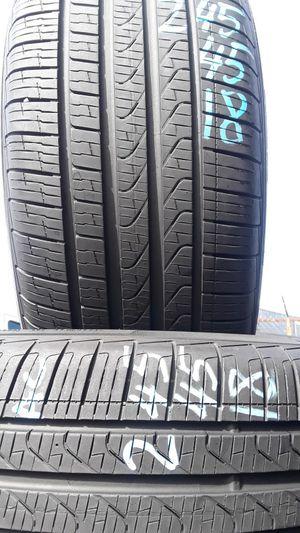 245/45-18 #2 tires for Sale in Alexandria, VA