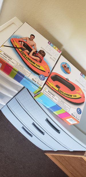 Inflatable boats for Sale in Stockton, CA