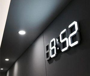 Modern Design 3D LED Wall Clock Modern Digital Alarm Clocks Display for Sale in Los Angeles, CA