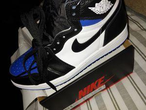 Air Jordan 1 Retro High OGRoyal toe (DS)Deadstock for Sale in South Gate, CA