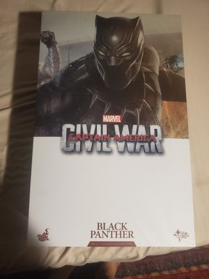 Hot toys Black Panther for Sale in Las Vegas, NV