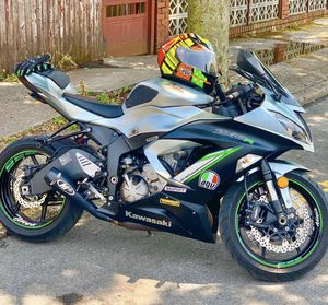 2018 Kawasaki zx6r 636 for Sale in Brooklyn, NY