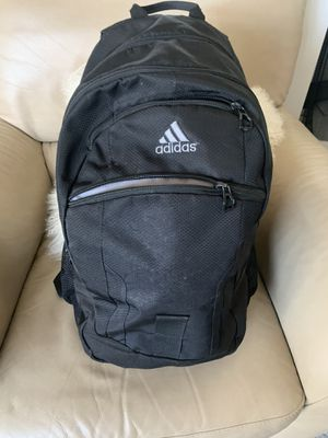 Adidas black backpack for Sale in Skokie, IL
