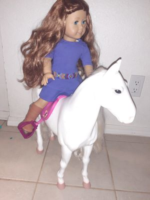 American girl doll saige for Sale in San Diego, CA