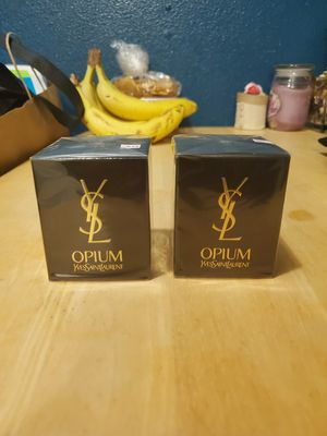 YSL Opium Yves Sait Laurent Candle for Sale in Huntington Beach, CA