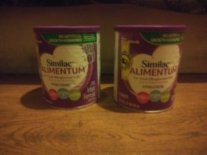 2 Cans Similac Allementum Infant Formula for Sale in Columbus, OH