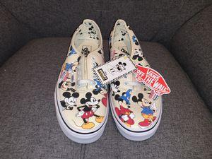 Vans Authentic Disney Mickey's Birthday 10.5 for Sale in Auburn, WA