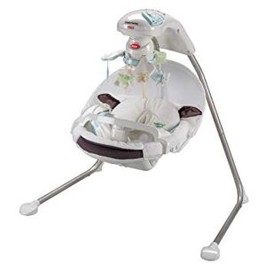 Fisher Price baby Cradle n Swing for Sale in Gaithersburg, MD