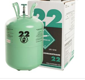 Reclaimed r22 freon 30lb bottles for Sale in Runnemede, NJ