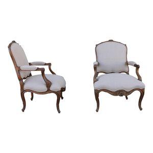 Italian Bergère Chairs - a Pair for Sale in Washington, DC