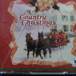 Free 3 Disc Country Christmas Music Set for Sale in City of Industry, CA