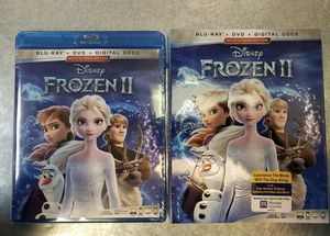 Frozen II (Blu-Ray/ DVD/ Digital) BRAND NEW sealed w/ slipcover. for Sale in Glendale, CA