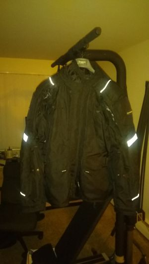 Your master Transition Series 4 Men's Textile Motorcycle Touring Jacket for Sale in Des Plaines, IL