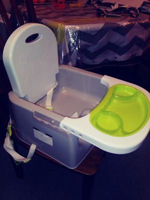 Free potty with purchase of baby booster seat for Sale in San Diego, CA