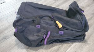 Duffle Bag with Roller for Sale in St. Petersburg, FL