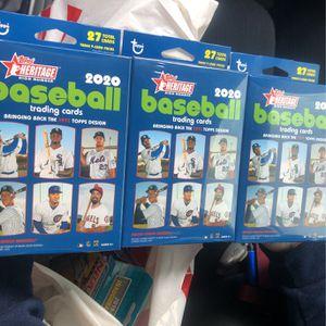 Topps Heritage Baseball 2020 for Sale in Riverside, CA