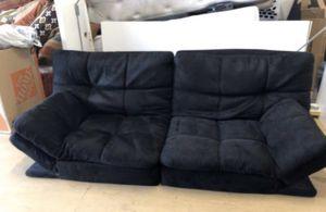 Futon bed sofa 4X pice for Sale in Tempe, AZ