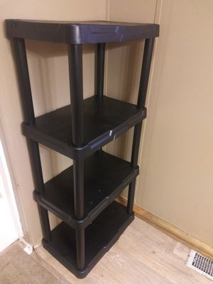 Plastic shelf for Sale in Wells, TX