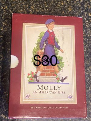 Vintage American girl 6-book Set for MOLLY. Only $30 for Sale in Phoenix, AZ