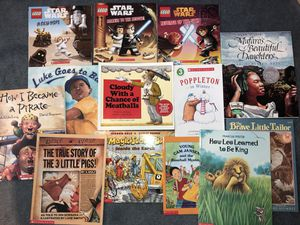 Lot of 13 paperback children's kids books for Sale in San Francisco, CA