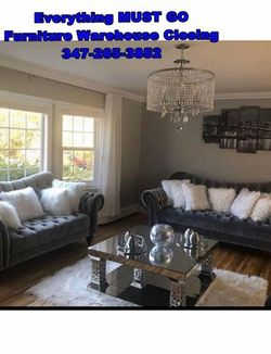 Sofa set. Must Go for Sale in Queens,  NY