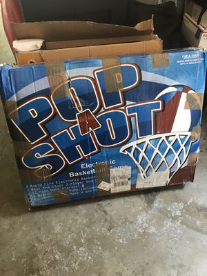 Electronic basketball game for Sale in Richmond, VA