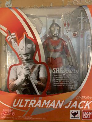 Return of Ultraman: Ultraman Jack S.H. Figuarts Action Figure for Sale in South El Monte, CA