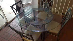 Kitchen Table and chairs for Sale in Tampa, FL