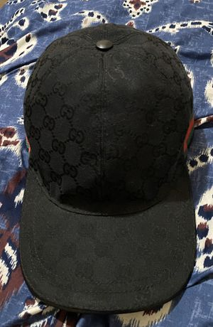 Black Gucci Hat for Sale in The Bronx, NY