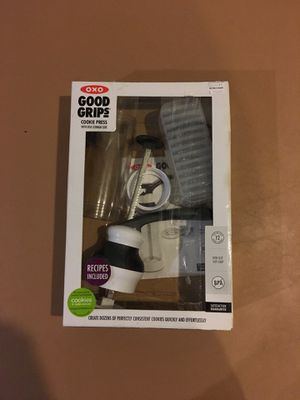 OXO GOOD GRIPS cookie press for Sale in Chesterfield, MO