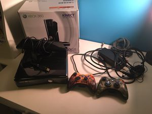 Xbox 360, controllers, and games for Sale in Ashburn, VA
