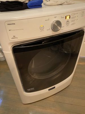 Maytag Maxima Washer and Dryer for Sale in Central Falls, RI