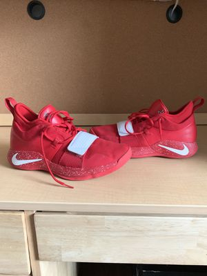 PGs 2.5 University Red Size 11 for Sale in Millersville, PA