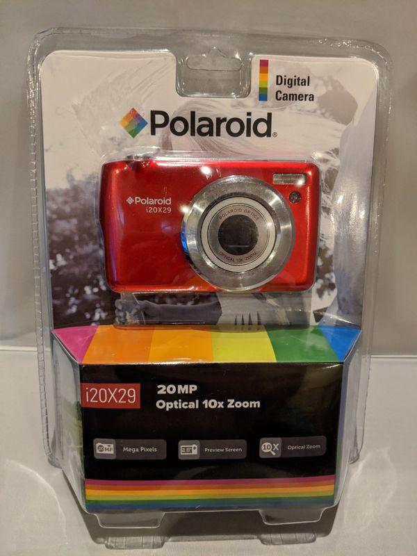 Polaroid i20x29 20mp digital camera