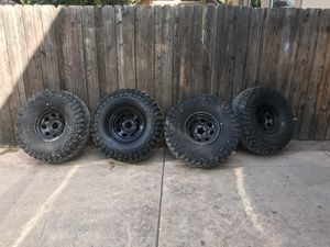 36in Mickey Thompson Wheels for Sale in Citrus Heights, CA