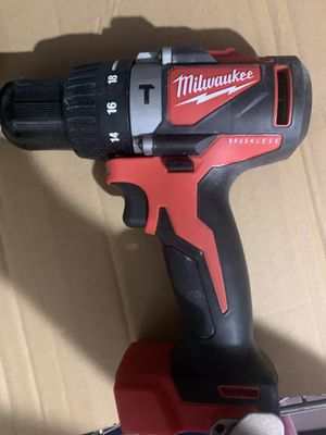 milwaukee m18 brushless hammer drill for Sale in League City, TX