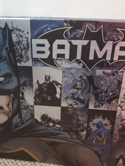 Batman Canves for Sale in San Angelo,  TX